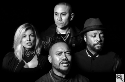 The Black Eyed Peas - #wheresthelove ft The World (2016)