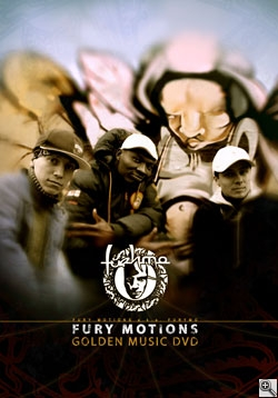 Fury Motions «Golden Music DVD» смоленский хип-хоп